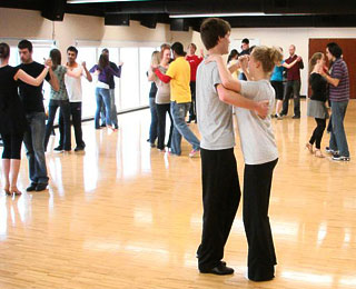 Premiere Active April FREE dance lessons from DanceSport Victoria - Participate