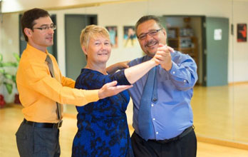 Premiere Active April FREE dance lessons from DanceSport Victoria - Enjoy